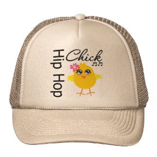 Hip Hop Chick Mesh Hat