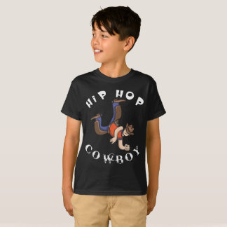 HIP HOP COWBOY T-SHIRT