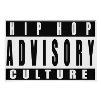 HIP HOP Culture Posters