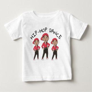Hip-Hop Dance Crew Dancer Girl Hip Hop Recital Baby T-Shirt