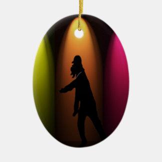 Hip Hop Dance Girl Ornament