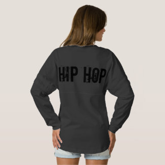 HIP HOP dance jersey