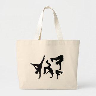 hip hop dancer bags