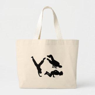 hip hop dancer bag