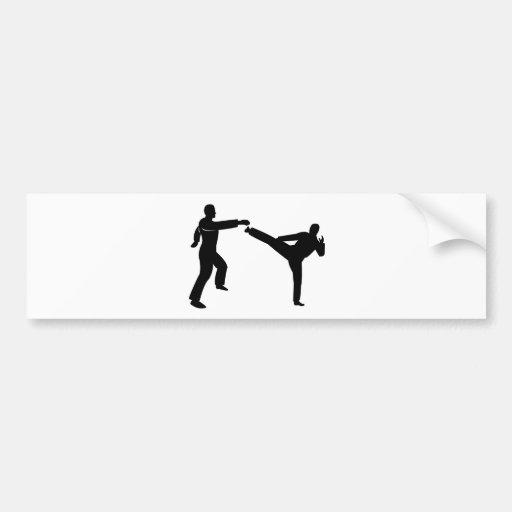 hip hop dancer bumper sticker