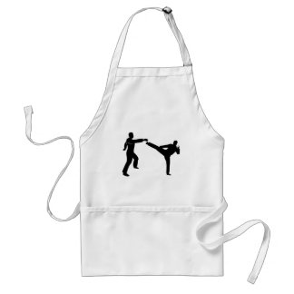 hip hop dancer standard apron