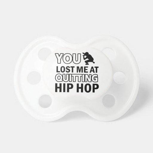 Hip Hop designs Pacifier