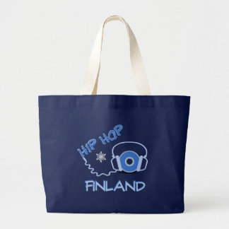 Hip Hop Finland bag