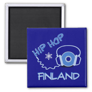 Hip Hop Finland magnet