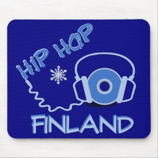 Hip Hop Finland mousepad
