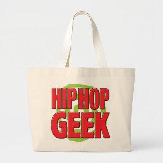 Hip Hop Geek Tote Bags