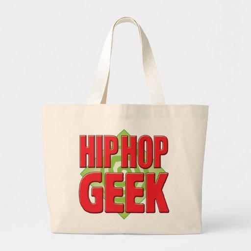 Hip Hop Geek v2 Canvas Bag