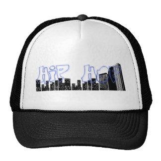 HIP HOP GRAFFITI HAT
