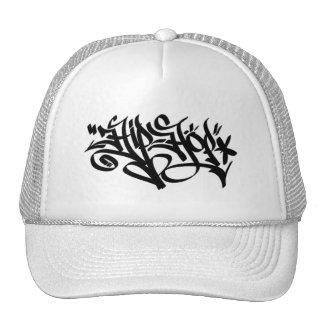 Hip Hop Graffiti Cap