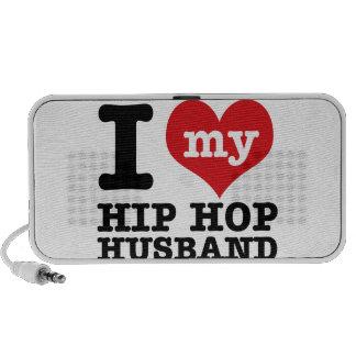 Hip hop Husband Laptop Speaker