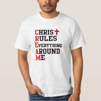 HIP HOP INSPIRED CHRISTIAN TEE