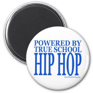 HIP HOP 6 CM ROUND MAGNET