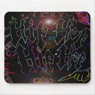 Hip Hop Mousepad