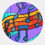 Hip Hop Music Sticker