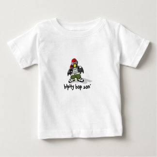 Hip Hop Penguin Baby T-Shirt