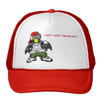 HIP HOP PENGUIN HAT