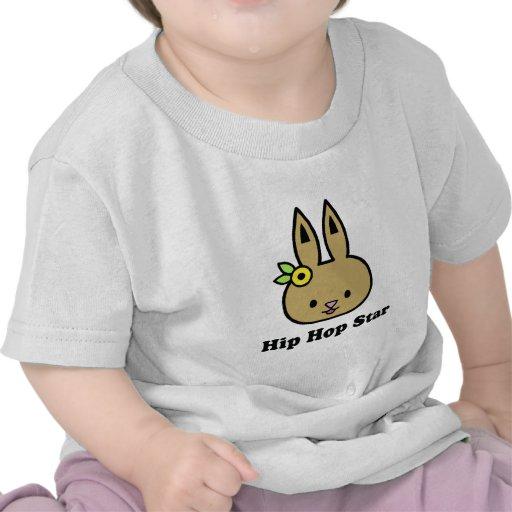 Hip hop star baby t-shirt