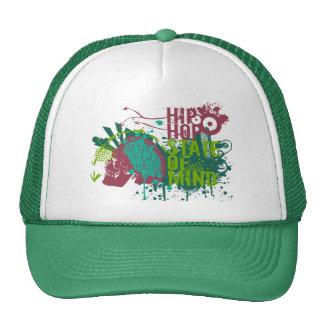 Hip Hop State of Mind Cap