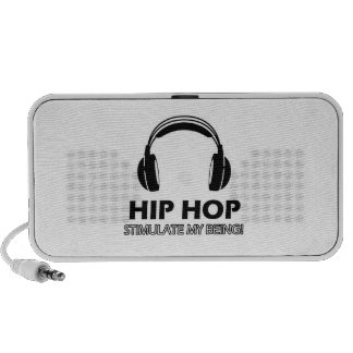 hip hop stimulate me notebook speakers