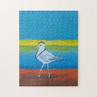 "Hip Hop, the Seagull, from the Book ""Hip Hop"". Jigsaw Puzzle"