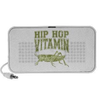 Hip Hop Vitamin iPod Speaker