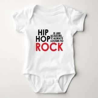 Hip Hop Vs Rock T-shirt
