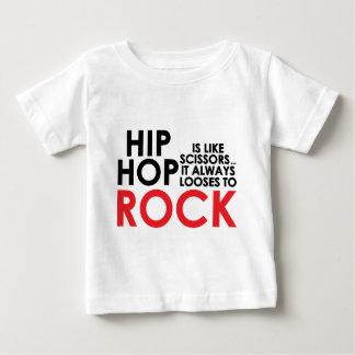 Hip Hop Vs Rock Tee Shirt