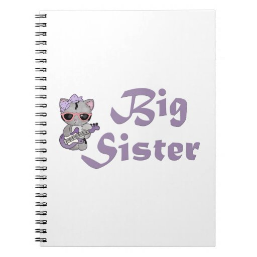 Hip Kitty Big Sister 3 Note Book