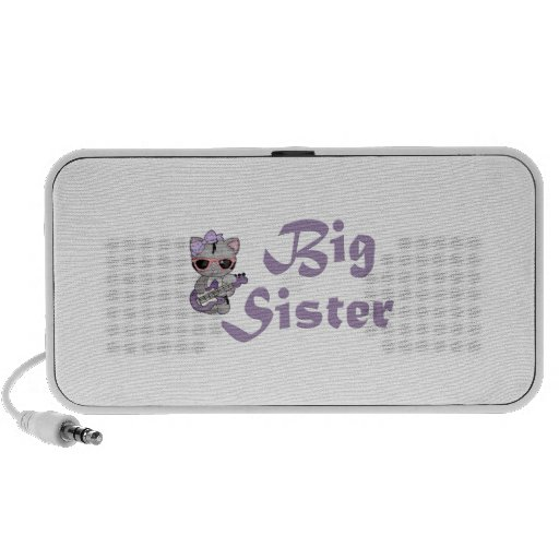 Hip Kitty Big Sister 3 PC Speakers