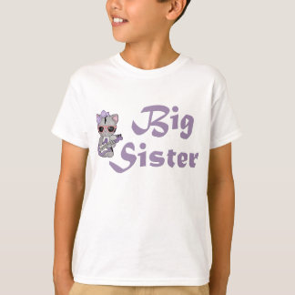 Hip Kitty Big Sister 3 T-Shirt