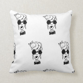 Hip Lil Lady Cushion