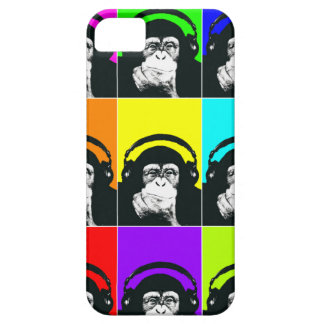 Hip Monkey Pop Art Phone Case