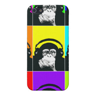 Hip Monkey Pop Art Phone Case iPhone 5/5S Cover