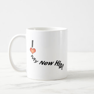 Hip Replcement T-shirts | Get Well Gifts Coffee Mug