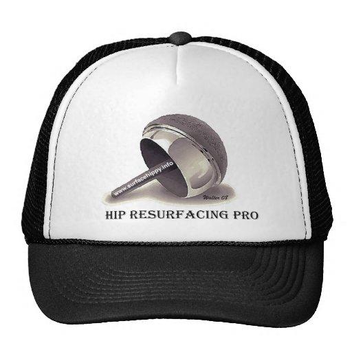 Hip Resurfacing Pro Cap Trucker Hats