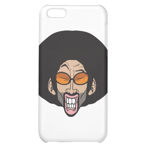 Hiphop Afro man iPhone 5C Case