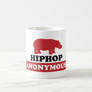 HipHop Anonymous Basic White Mug
