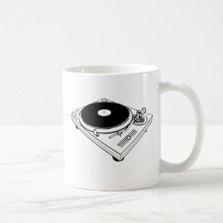 hiphop basic white mug