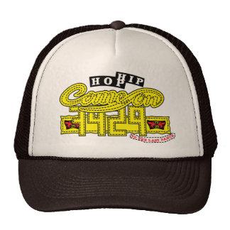 hiphop trucker hat