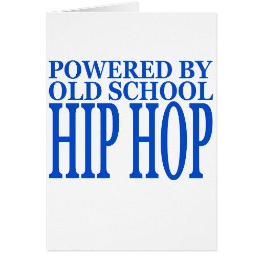 HIPHOP GREETING CARD
