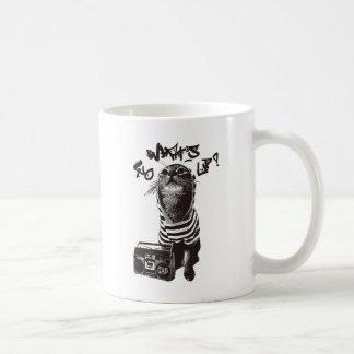 HIPHOP CAT MUG