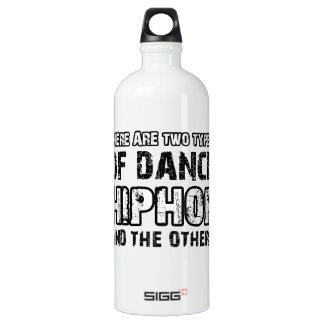 Hiphop dancing designs SIGG traveller 1.0L water bottle