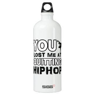 Hiphop designs will make a great item SIGG traveller 1.0L water bottle