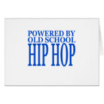 HIPHOP GREETING CARD
