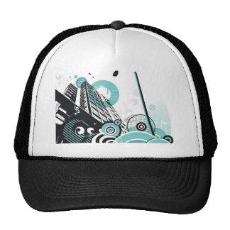 hiphop trucker hats